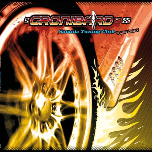 """GRONIBARD """"Satanic Tuning Club Turbo!"""" [TOX005]"""