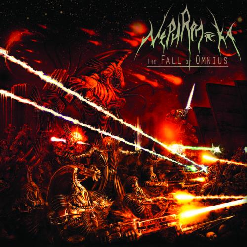 "NEPHREN-KA ""The Fall of Omnius"" [TOX027]"